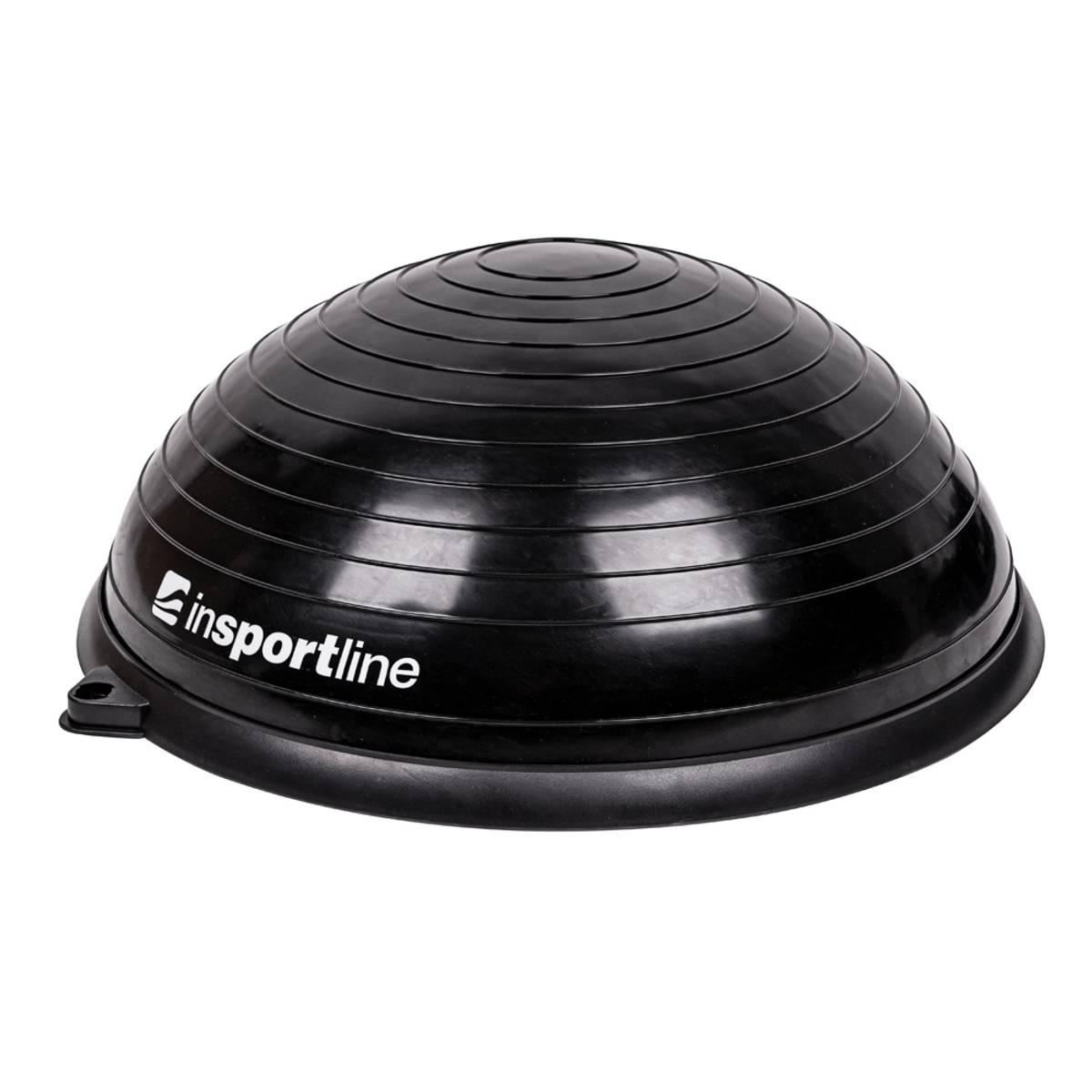Balanseball inSPORTline Dome UNI grå