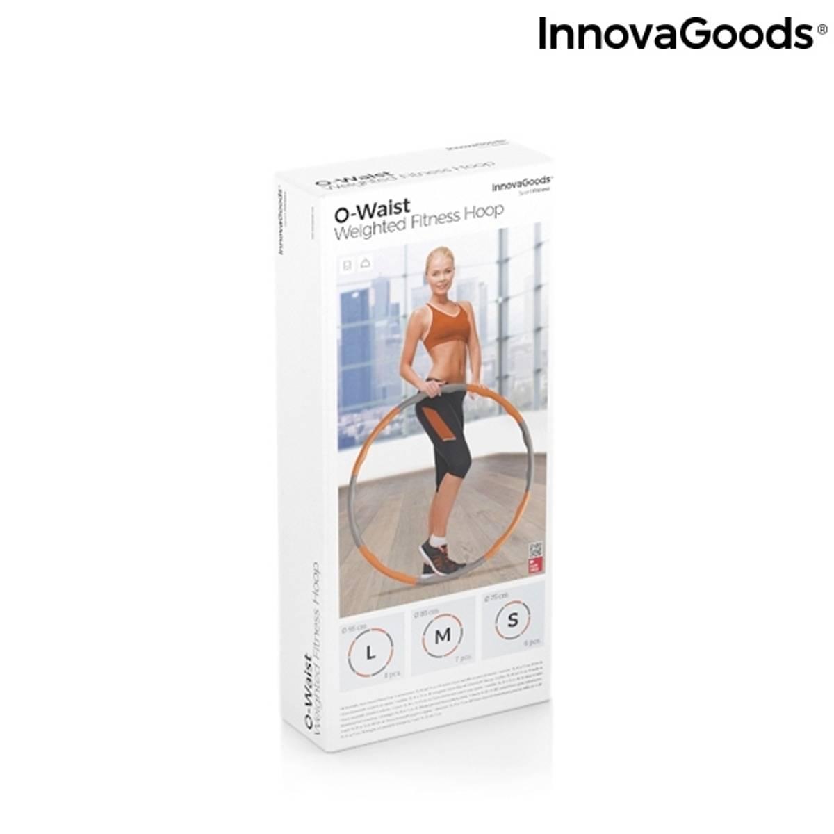 InnovaGoods O-Waist rockering usterbar 75-95cm